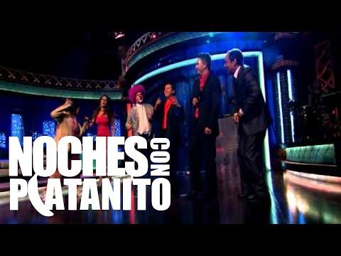 Rapeando la Rola con La Coqueta, La Chupitos, Jorge y Jossie en Noches con Plata