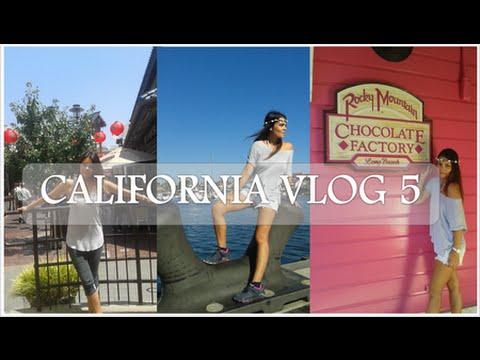 CALIFORNIA VLOG 5: DOWN TOWN LOS ANGELS Y LONG BEACH PORT