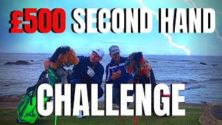 £500 SECOND HAND GOLF CLUB CHALLENGE - THE MATCH