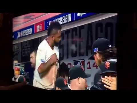 SF Giants Win Game 5 of the 2014 NLCS at Finnerty's NYC (Full 9th inning)