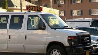 'It was sickening,' says fellow school bus driver