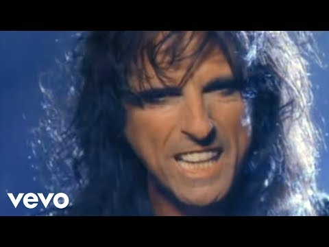 Alice Cooper - Poison Music Videos