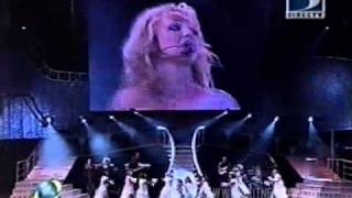 Britney Spears- Intro & (You Drive Me) Crazy (OIDIA Tour Rock In Rio Brazil 2001)