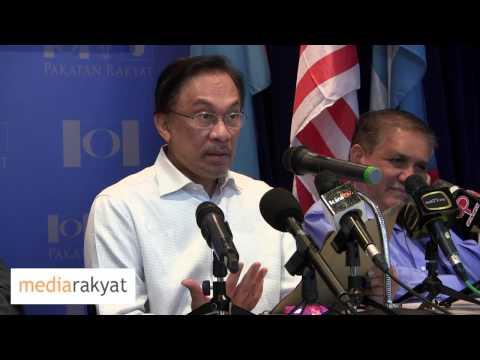 (MH370) Anwar Ibrahim: Mengapa Dokumen Kargo Tidak Didedahkan Kepada Umum