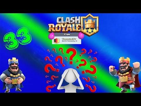 lLP Clash Royale lPart 33l Weiß kein Titel xD