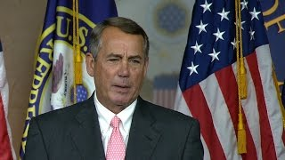 Impact of House Speaker John Boehner's resignation