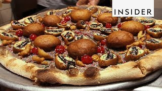 8 Places Doing Outrageous Things With Pizza