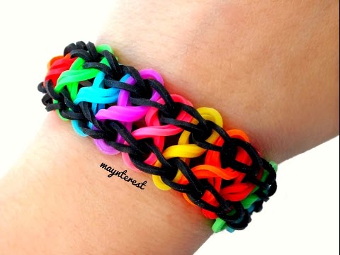 Pulsera de Infinito o Taffy twist | Taffy twist bracelet