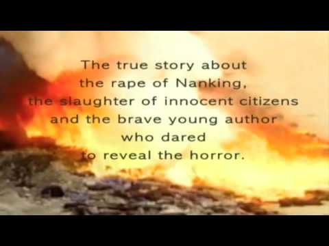 Iris Chang, The Rape Of Nanking video