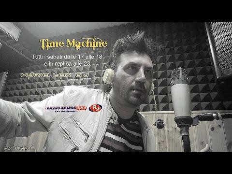 Mario Lox - Time Machine su Radio Panda 96.3 - Esilarante inizio di puntata!