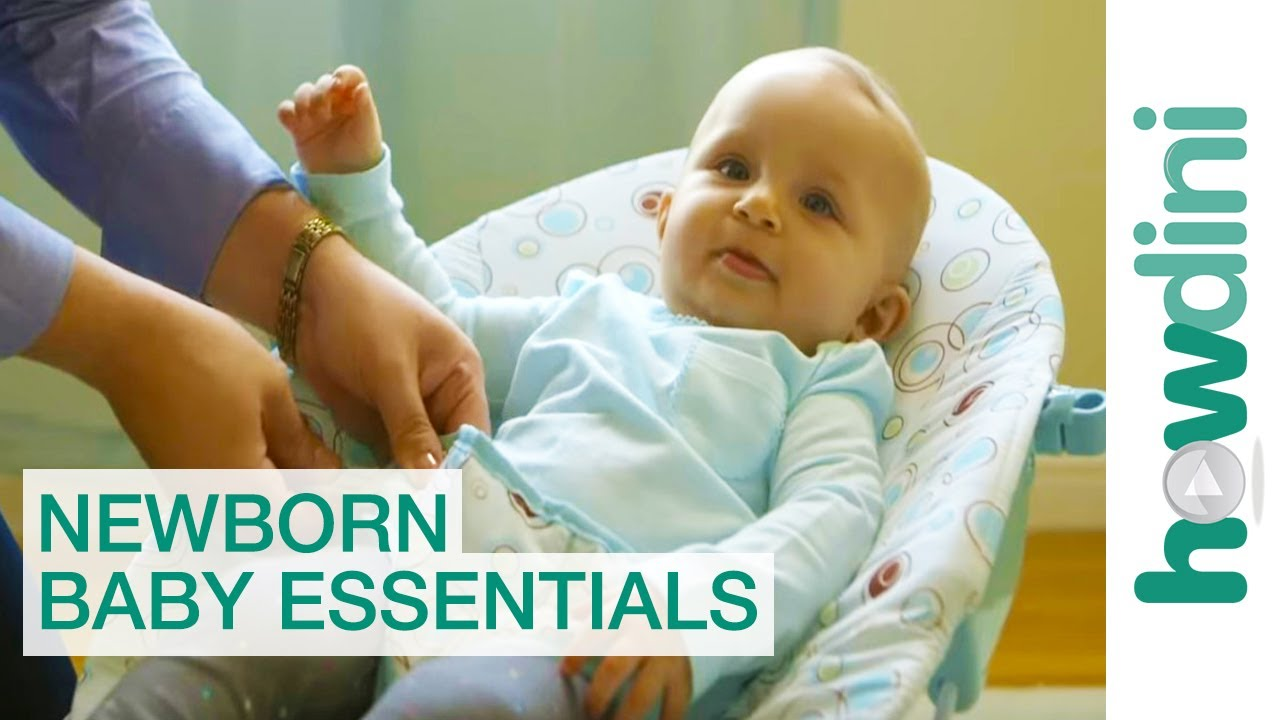 How To Prepare For A Baby Newborn Baby Essentials Youtube