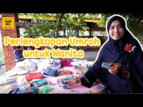 Video keperluan ibadah umroh