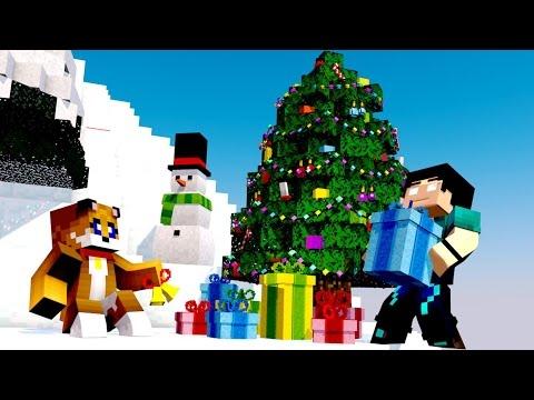 Minecraft - ESPECIAL DE NATAL! [24] Meu Amável Mundo!