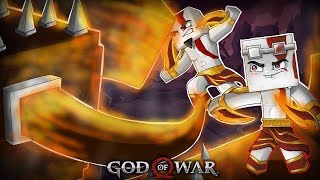 Minecraft Who's Your Family? GOD OF WAR 4
