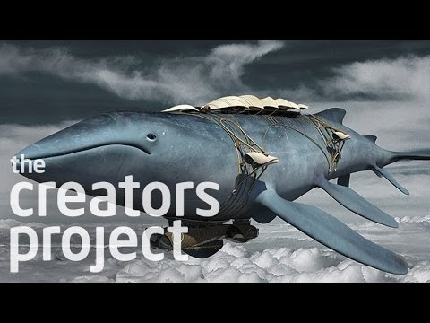 The Future of Storytelling | The Leviathan Project