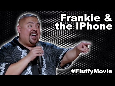 frankie & The Iphone - The Fluffy Movie - Gabriel Iglesias video