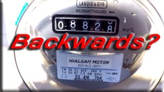 Make Your Electric Meter Run Backwards! Full Time RV Living Wind and Solar Update