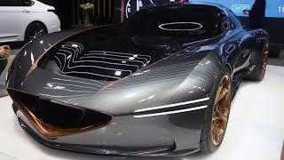 2018 Genesis Essentia (Concept) - Canadian International AutoShow - Toronto