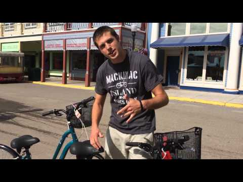 Mackinac Island Bike Rentals