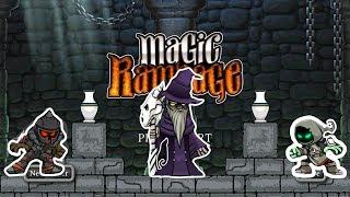 Top Game Mobile Hay Mỗi Ngày - Magic Rampage Hóa Thân Vào Phù Thủy Bóng Tối Quyền Năng