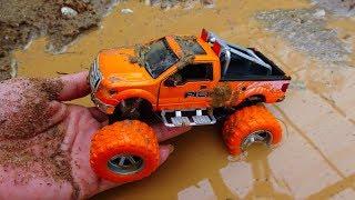 Người nhện đi tìm xe ô tô dưới đất - đồ chơi trẻ em G157V Car Toys Kid