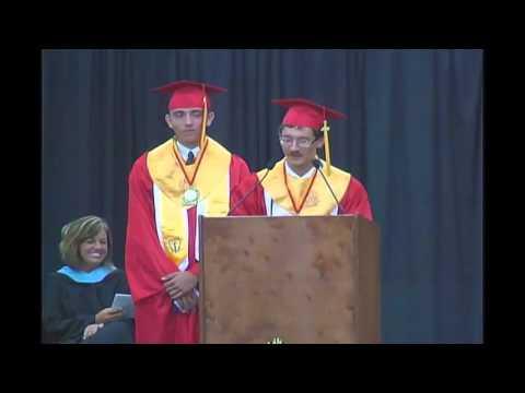 2014 Bullitt East High School Graduation