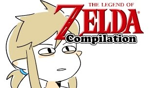【The Legend of Zelda Comic Dub】- Breath Of The Wild Compilation
