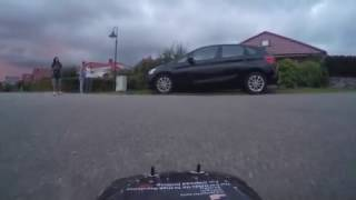 GoPro RC drift car fail /// 1080 60