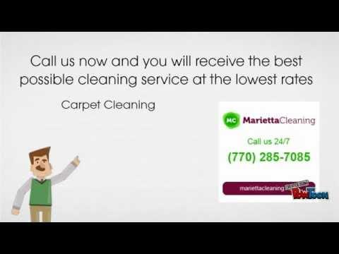 Carpet Cleaning (770) 285-7085 | Marietta, GA