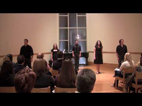 Being Alive (Quintet) - OVERDONE Cabaret