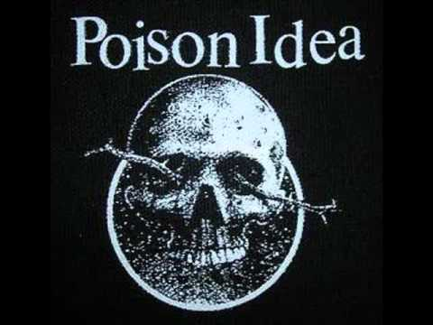 Poison Idea - Made To Be Broken