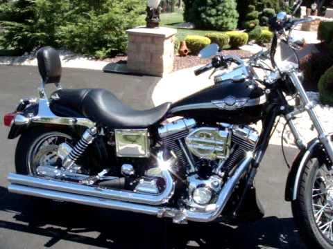 Harley Davidson Anniv. Dyna Low Rider 2003