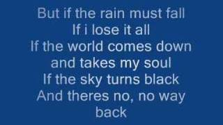 Watch James Morrison If The Rain Must Fall video