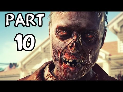 Let's Play Dying Light Deutsch German PC Gameplay #10 - Muttertag