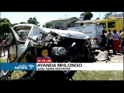 Horrific accident claims lives of 4 school pupils