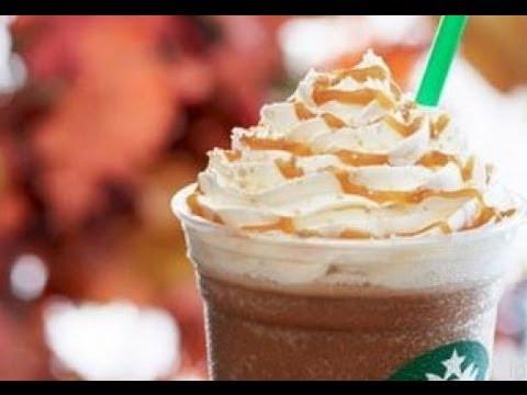 How to Make a Starbucks Caramel Frappuccino