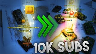 10K SUBSCRIBERS SPECIAL!!! - Tanki Online ali202LM