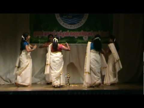 Imcam Thiruvathira 2012 video