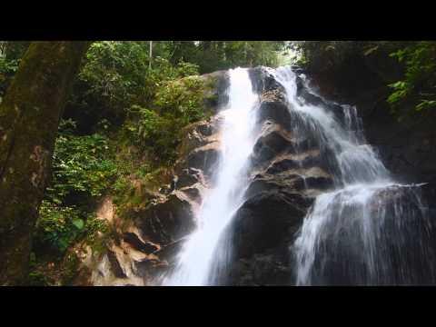 Sungai (River) Kanching Waterfalls at Rawang 28-Jan-2014