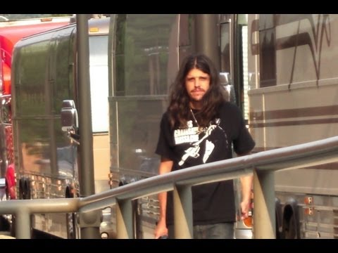 Tool - NEW Adam Jones Interview [February 2013]