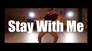 A.J. Lacuesta | Stay With Me | Freestyle