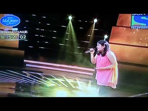 Indian idol junior ananya nanda best ever performa