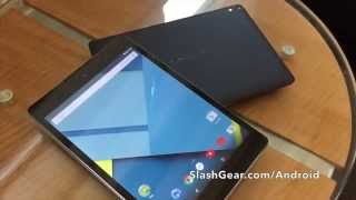 Nexus 9 hands-on