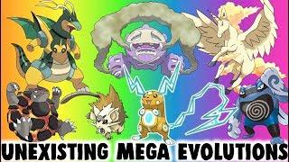 Pokémon Mega Evolutions That Must Exist (Kanto)