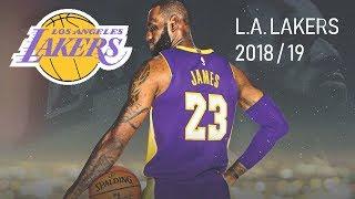 LeBron JAMES ★ L.A. LAKERS 2018/19 ★ BEAST
