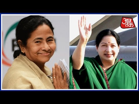 Cong Ousted In Assam, Kerala; Jayalalithaa, Mamata Retain Power