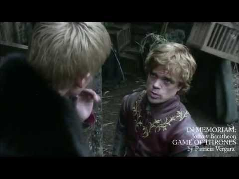 GAME OF THRONES- IN MEMORIAM: Joffrey Baratheon