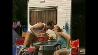 Un gars une fille - au camping