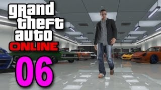 Grand Theft Auto 5 Multiplayer - Part 6 - Motorcycle Races (GTA Let's Play / Walkthrough / Guide)