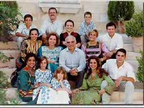 King Hussein Bin Talal...